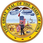 Great Seal of the State of Iowa