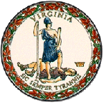 Great Seal of the Commonwealth of Virginia